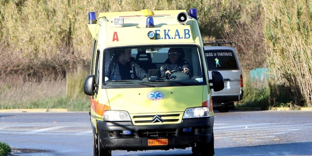 Τραγικό τροχαίο στην Κρήτη: Δύο νεκροί και δύο τραυματίες