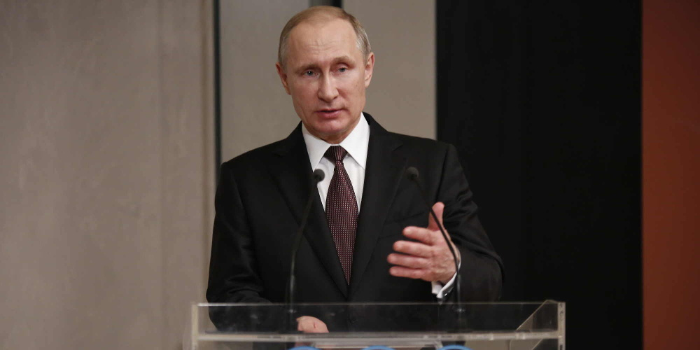 Κανείς Δυτικός ηγέτης δεν συνεχάρη τον Βλαντιμίρ Πούτιν