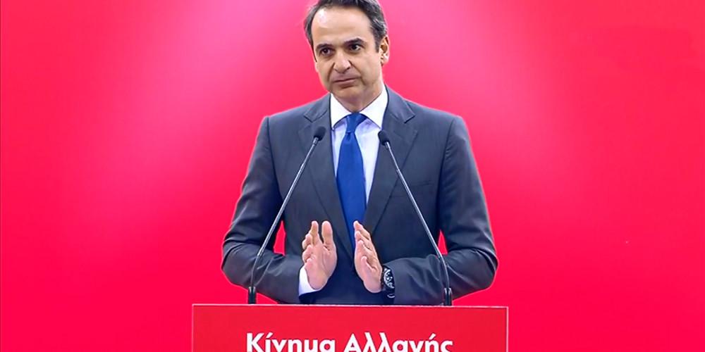 «Καταπέλτης» ο Μητσοτάκης: Η κυβέρνηση Τσίπρα-Καμμένου η χειρότερη που γνωρίσαμε ποτέ