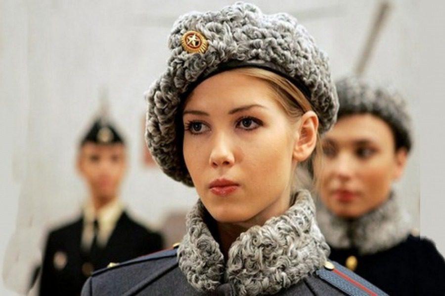 Πως εκπαιδεύονται οι γυναίκες στον στρατό της Ρωσίας