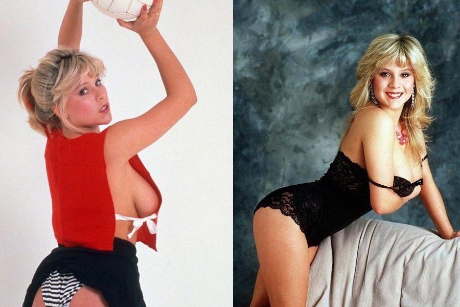 Όταν η Samantha Fox τα πετούσε όλα για χάρη της τέχνης