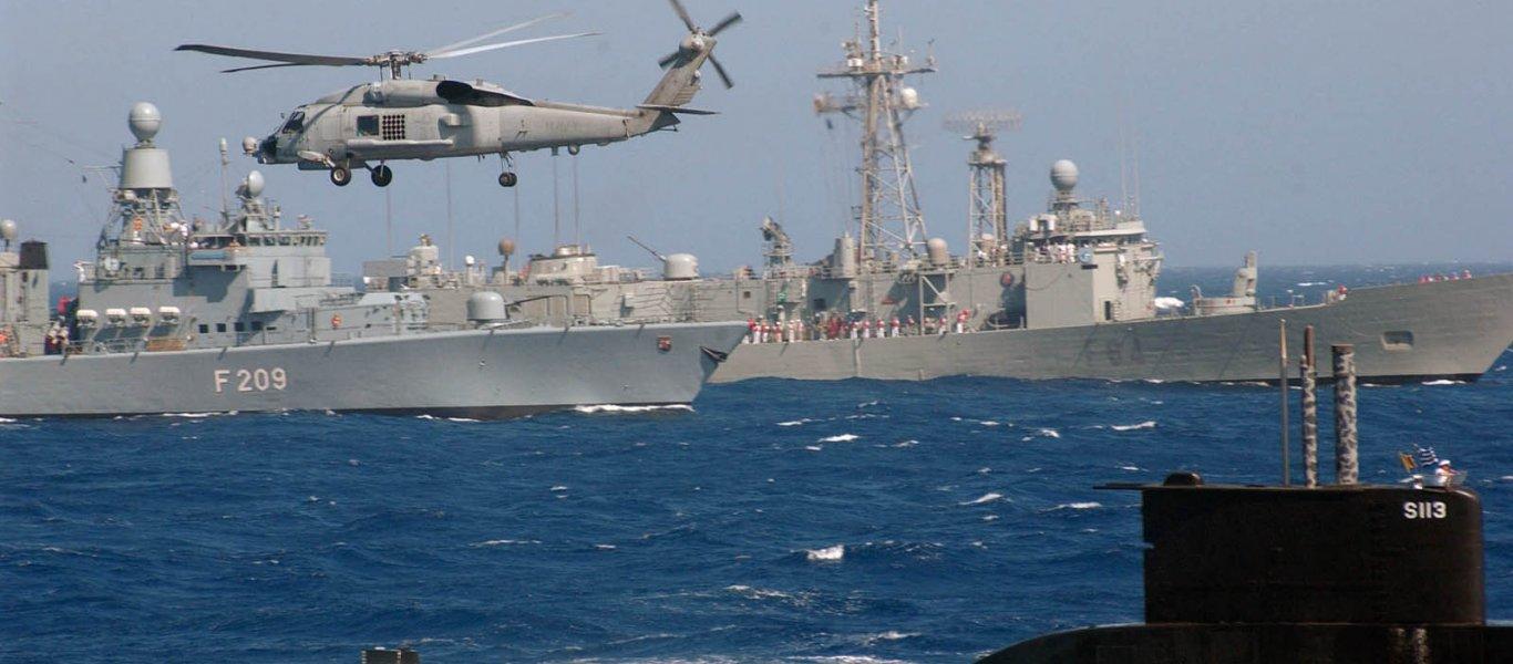 Πολεμική επιθεώρηση του Στόλου από τον ΠτΔ Π.Παυλόπουλο: «Είμαστε έτοιμοι για όλα» το μήνυμα προς την Άγκυρα!