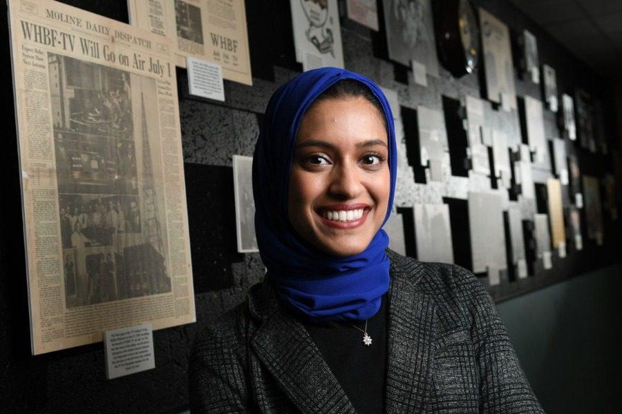 Η πρώτη ρεπόρτερ με χιτζάμπ στην αμερικανική τηλεόραση