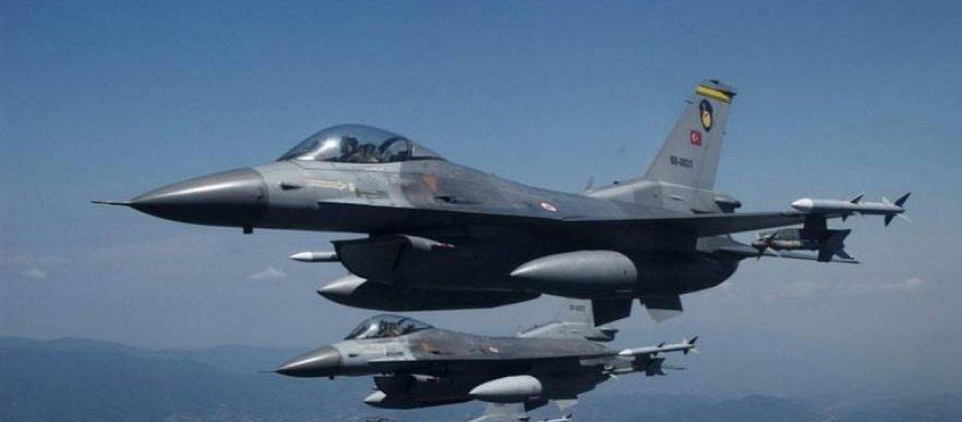 ΓΕΕΘΑ: «Ράδιο αρβύλα» η πτήση τουρκικών μαχητικών στον Εβρο – Τίποτα δεν πέταξε στην Θράκη
