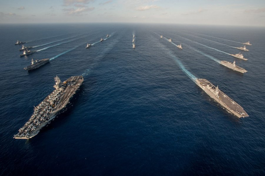 Business Insider: Ποιος θα κέρδιζε σε έναν Παγκόσμιο Πόλεμο μεταξύ ΗΠΑ, Κίνας και Ρωσίας (φωτό)