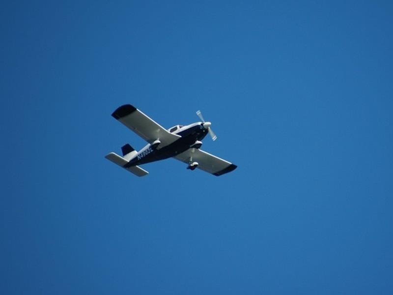 ΕΚΤΑΚΤΟ: Συνετρίβη μονοκινητήριο αεροσκάφος – Ενας νεκρός