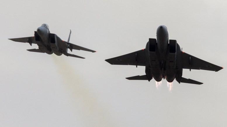 Πληροφορίες για κατάρριψη(;) μαχητικού ξένης χώρας στην Συρία – Ζώνη Απαγόρευσης Πτήσεων σε Γκολάν-Ιορδάνη Ποταμό από Ισραήλ – Βίντεο
