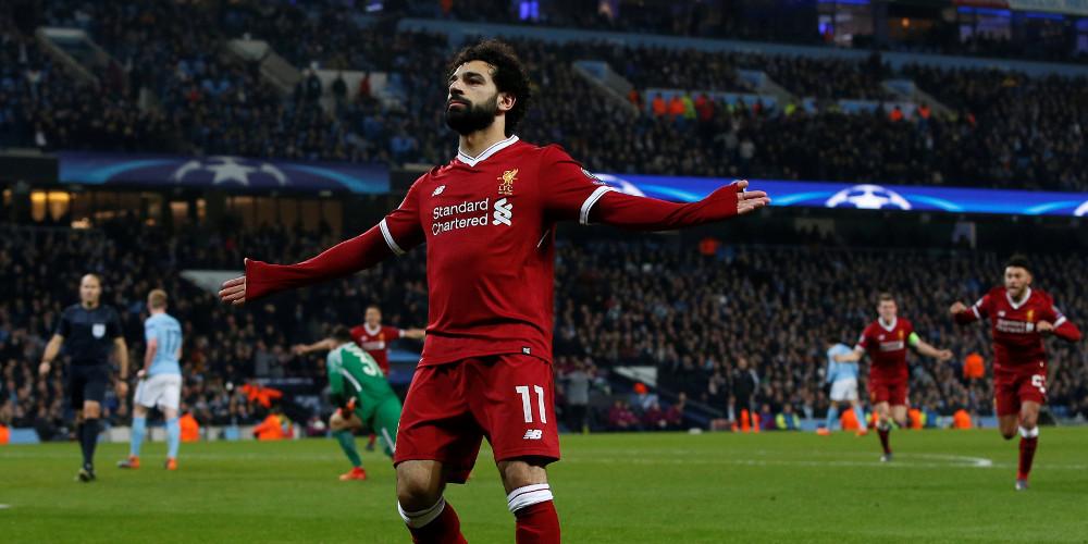 Ο «Φαραώ» της Λίβερπουλ έκανε πάρτι με την Ρόμα – 5-2 στον πρώτο ημιτελικό του Champions League