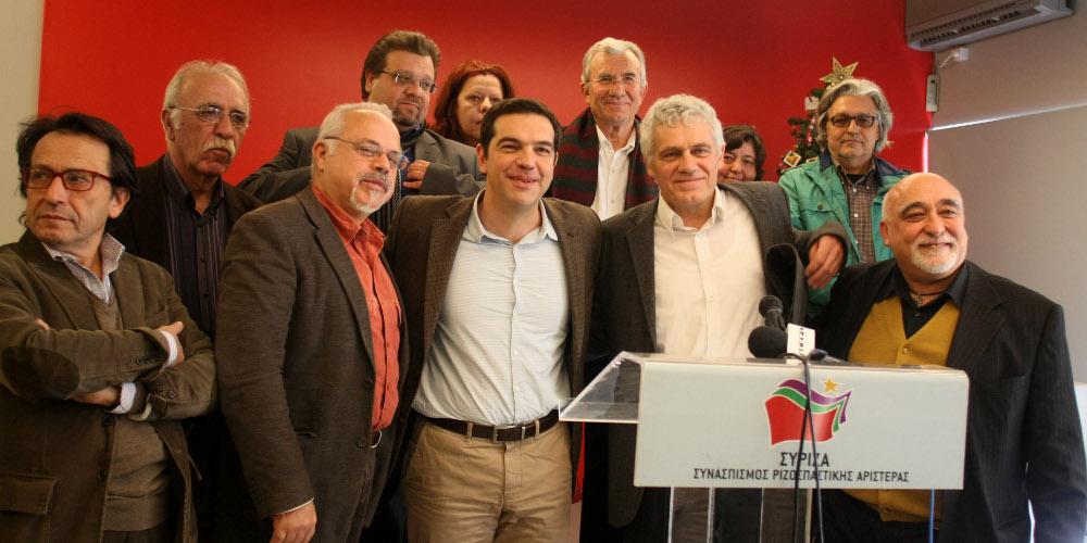 Καταγγέλλουν τον ΣΥΡΙΖΑ και αποχωρούν το ένα τρίτο των Οικολόγων Πράσινων