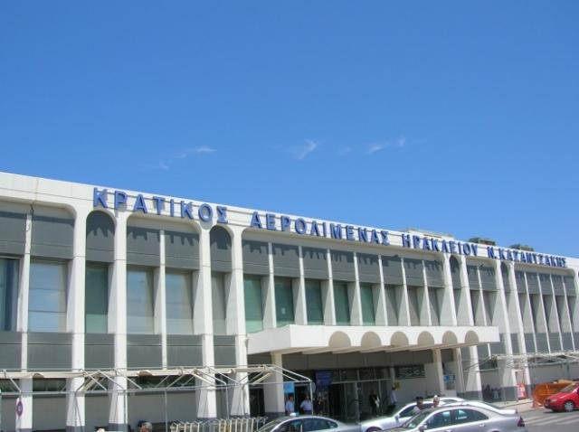 Πάνω από 20 συλλήψεις στο αεροδρόμιο Ηρακλείου