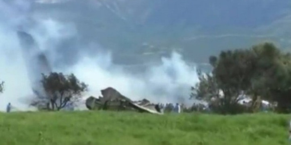 Πολύνεκρη αεροπορική τραγωδία με 257 νεκρούς στην Αλγερία