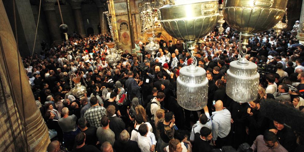 Η χριστιανική παράδοση και η Ανάσταση της 9ης Απριλίου του 30 μ.Χ.