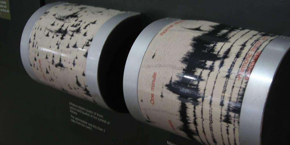 Δύο σεισμοί στην Κώ σε διάστημα έξι λεπτών