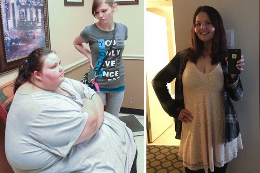 Ήταν 320 κιλά και όταν αδυνάτισε έγινε άλλος άνθρωπος