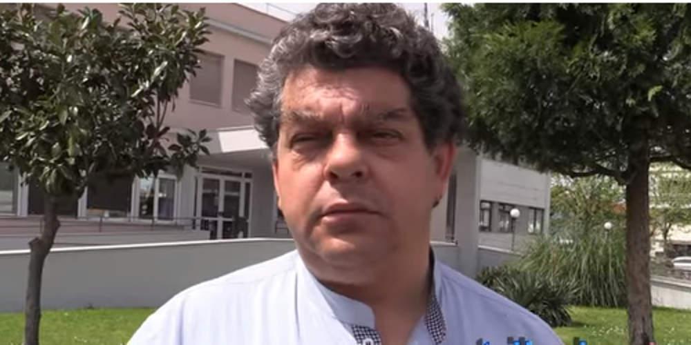Ξυλοκόπησαν τον διοικητή του νοσοκομείου Τρικάλων [βίντεο]