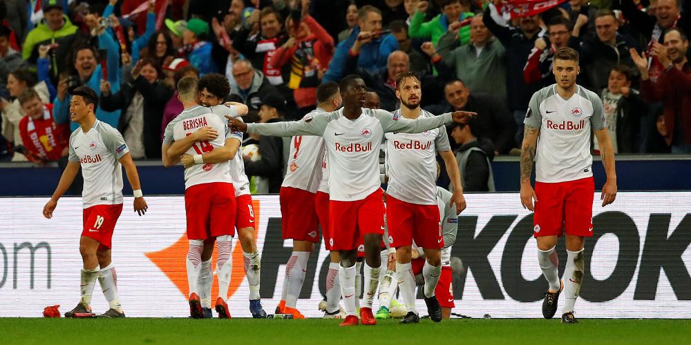 Europa League: Βραδιά ανατροπών – Ιστορική πρόκριση η Σάλτσμπουργκ