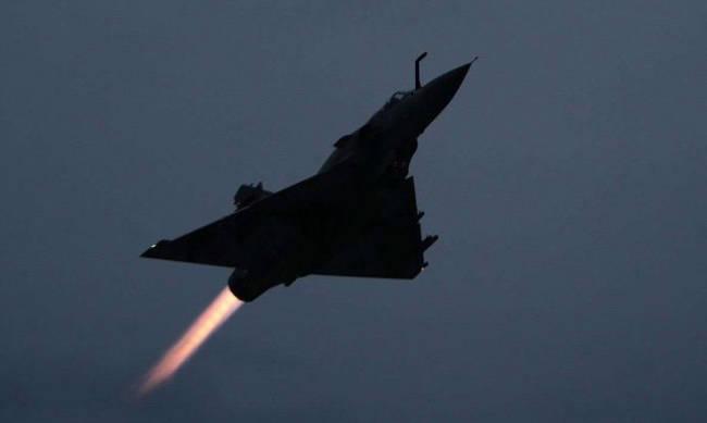 ΕΚΤΑΚΤΟ: Πτώση Mirage 2000 της Πολεμικής Αεροπορίας ανοιχτά της Σκύρου – Αγνοείται ο πιλότος