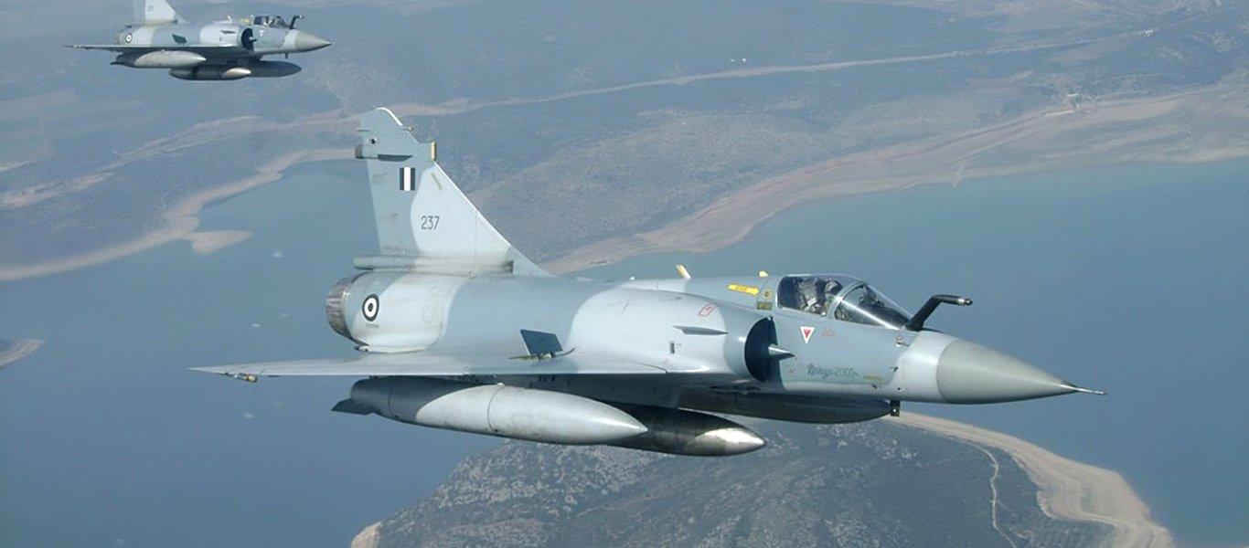 Εκτακτο: Νεκρός εντοπίστηκε ο πιλότος του Mirage 2000-5