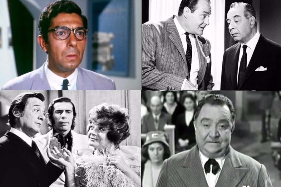 Οι πασίγνωστοι… άγνωστοι του ελληνικού κινηματογράφου