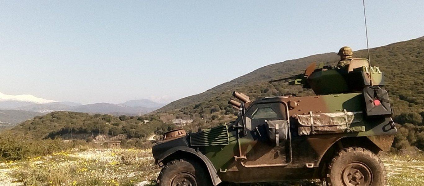 Αλβανικά ΜΜΕ: «Η Ελλάδα στέλνει στρατό στα σύνορα με την Αλβανία» – Κατηγορούν την Αθήνα για «Βαλκανική μεγαλομανία»