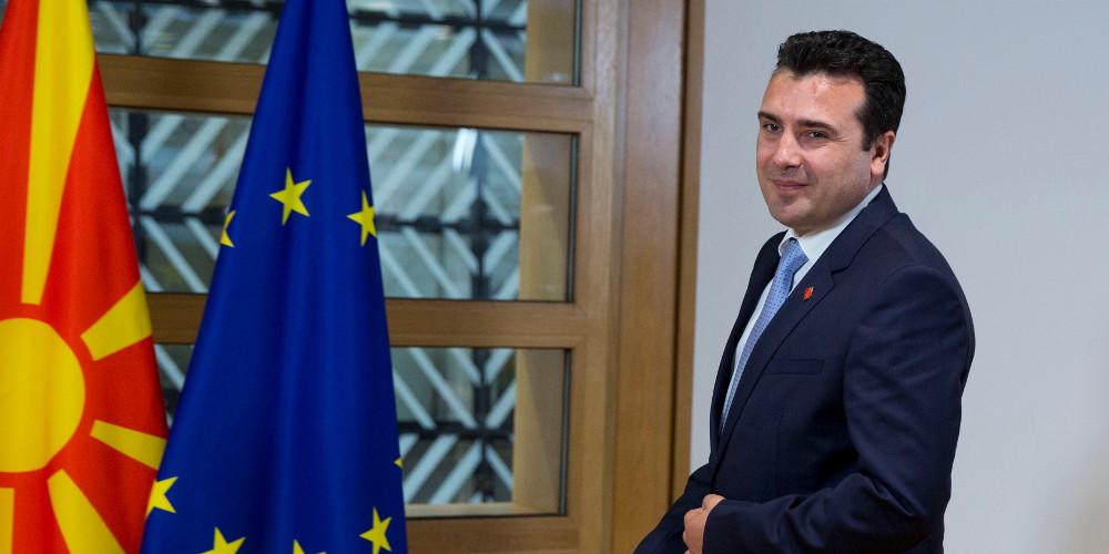 «Πόρτα» στις διαπραγματεύσεις από τον Ζάεφ: Όχι σε erga omnes και αλλαγή Συντάγματος