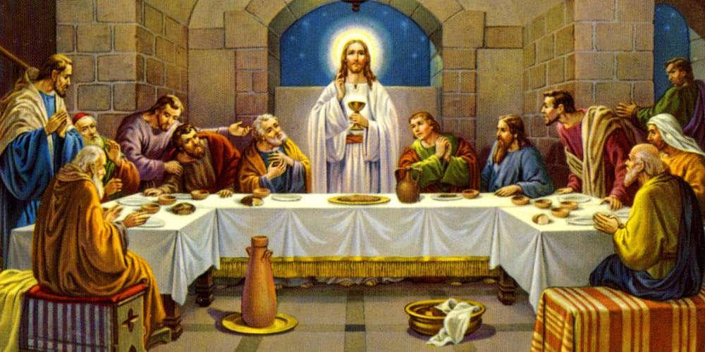 Μεγάλη Πέμπτη: Ο Μυστικός Δείπνος και η προδοσία του Ιούδα