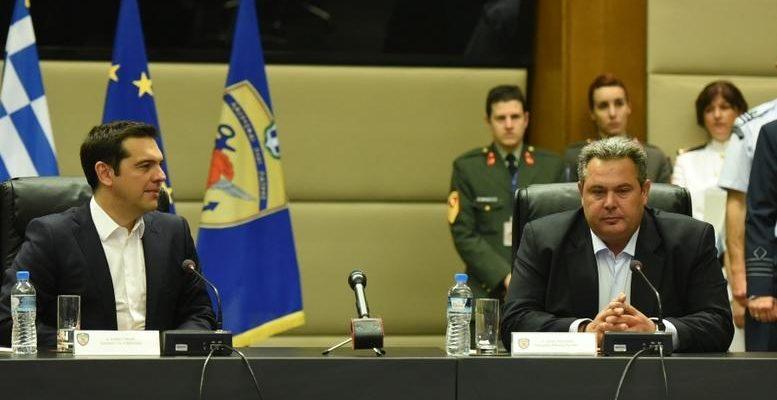 Ανεβαίνουν «επίπεδο» οι Ενοπλες Δυνάμεις: Το ΠΝ γίνεται πλέον «γαλλικό» – Παροπλισμός των φρεγατών «Κανάρης» και «Θεμιστοκλής»;