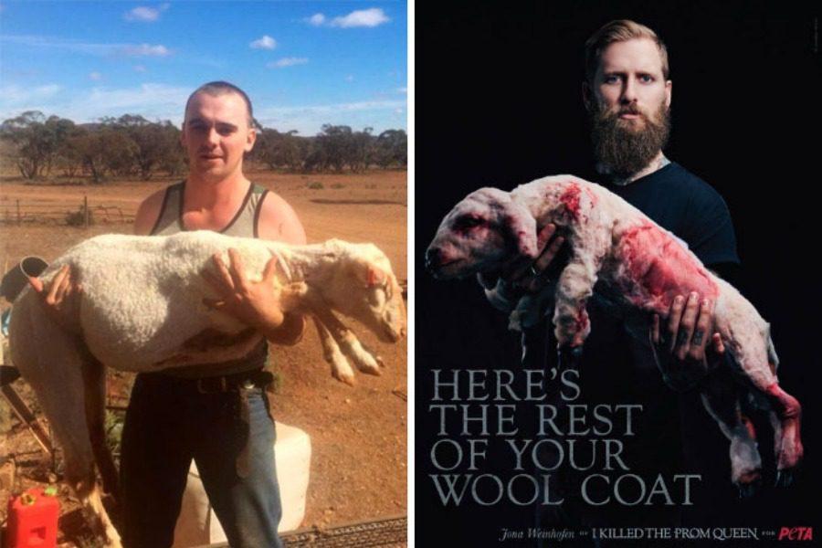 Η συγκλονιστική καμπάνια κατά της PETA που αποκαλύπτει τα ψέματα της οργάνωσης