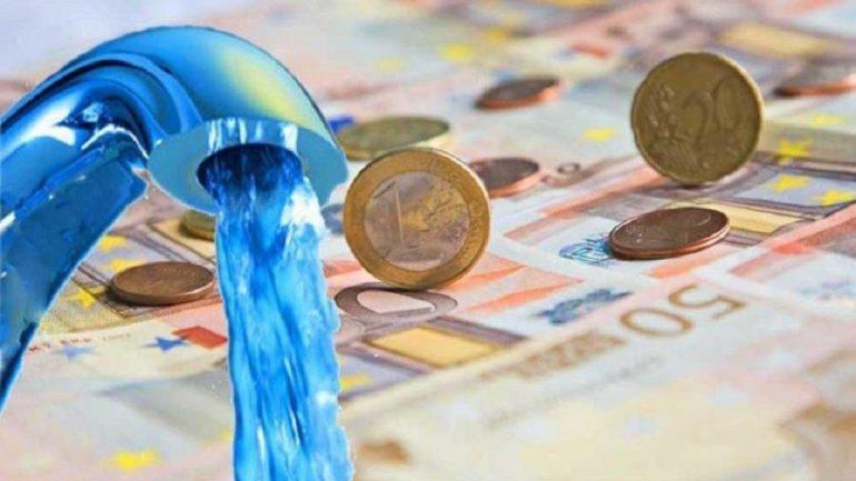 1.000.000 ευρώ το χρέος του πρώην Δήμου για το νερό!