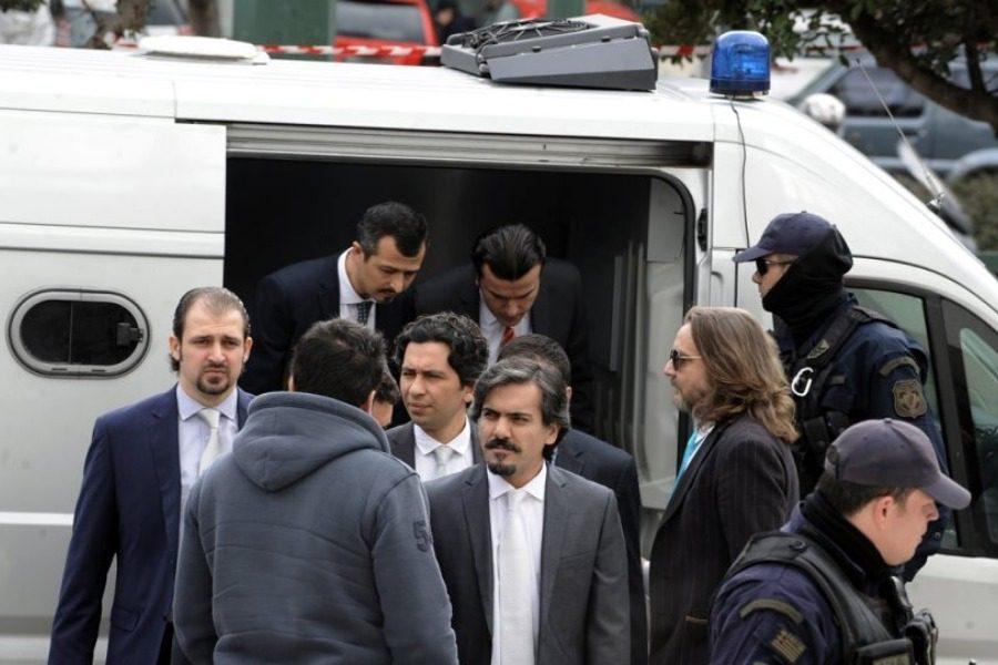 Ελεύθερος ένας εκ των 8 Τούρκων πραξικοπηματιών