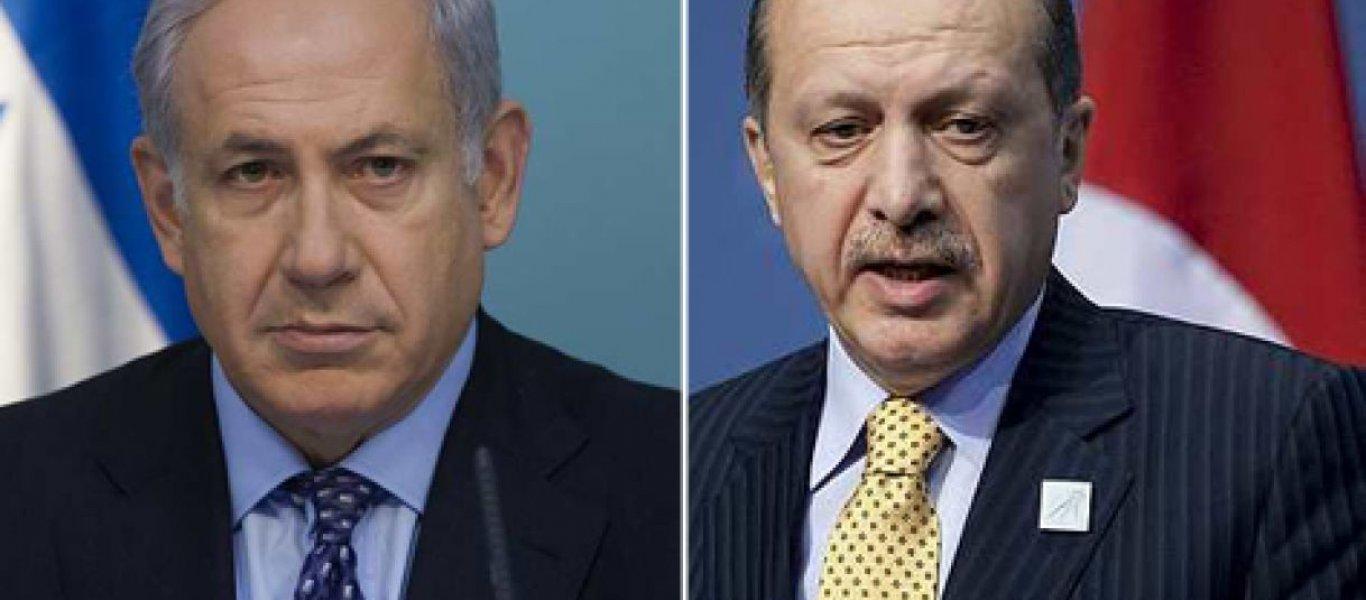 Νετανιάχου κατά Άγκυρας: «Όχι μαθήματα ηθικής από αυτούς που βομβαρδίζουν αμάχους» – Ερντογάν: «Είσαι τρομοκράτης»