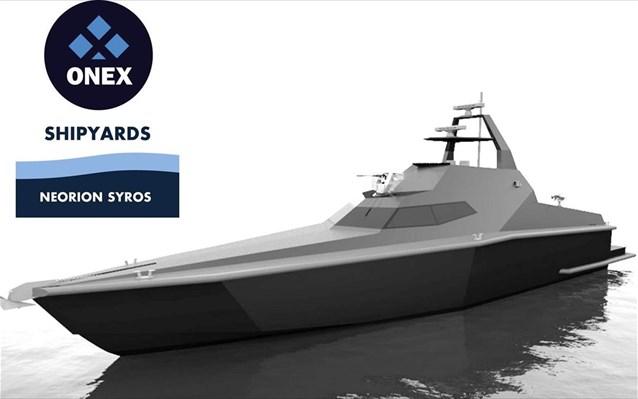 Απίστευτη ρελάνς των ΗΠΑ: Κατέθεσαν πρόταση στο Υπουργείο Άμυνας για κατασκευή ελληνικού stealth UAV σκάφους στο Νεώριο!