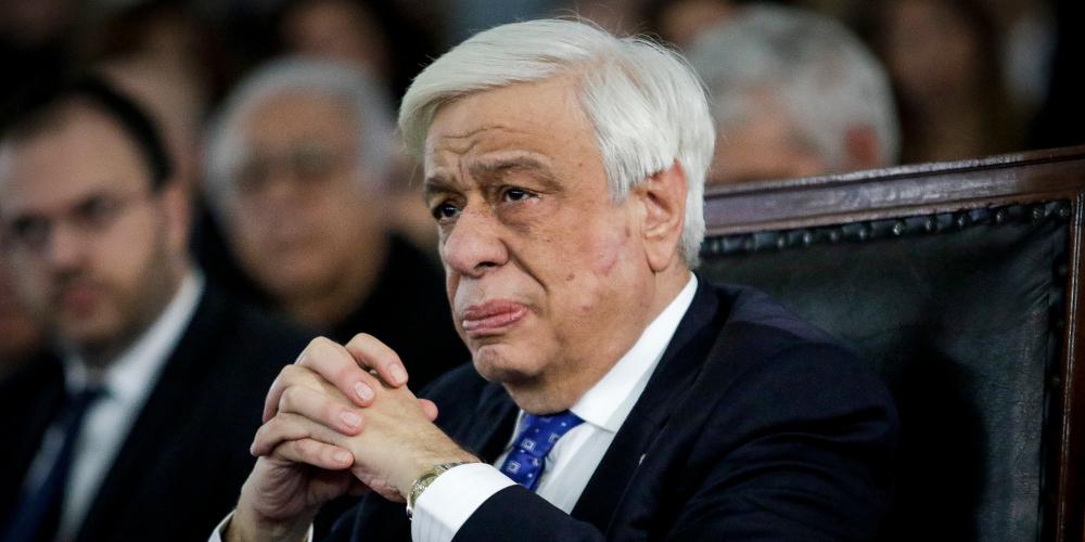 Παυλόπουλος: Χρέος η υπεράσπιση της πατρίδας με κάθε τίμημα