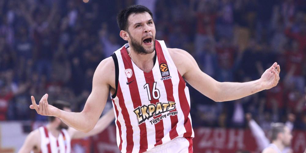 Ισοφάρισε ο Ολυμπιακός που κέρδισε την Ζαλγκίρις 79-68 στο ΣΕΦ για την EuroLeague