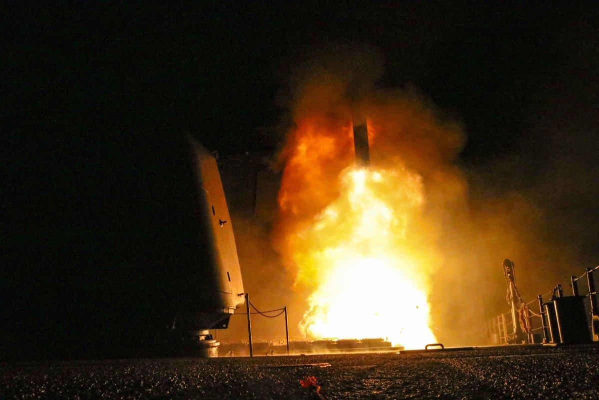 ΕΚΤΑΚΤΟ – Απίστευτη «τάπα» Ισραήλ: «Mεγάλη αποτυχία οι βομβαρδισμοί ΗΠΑ-Βρετανίας-Γαλλίας στην Συρία – Δεν κατάφεραν τίποτα»
