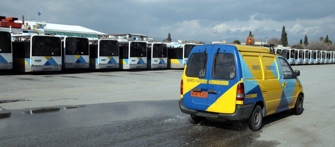Καινούρια ηλεκτρικά λεωφορεία στην Αθήνα ετοιμάζει ο ΟΑΣΑ