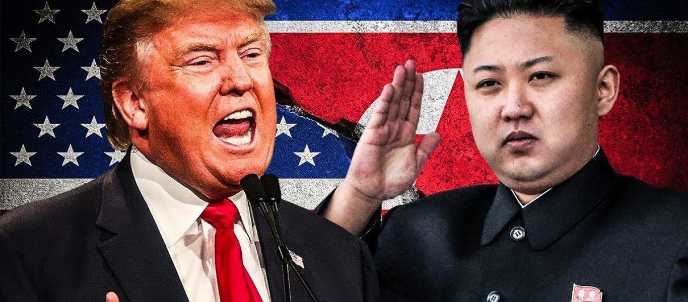 Ο Κιμ Γιονγκ Ουν «παγώνει» τις πυρηνικές δοκιμές ελέω συνάντησης με Ντ. Τραμπ (φωτό, βίντεο)