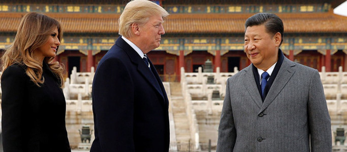 Νέα παγκόσμια οικονομική κρίση; – Δασμοί «μαμούθ» 100 δισ. δολαρίων από ΗΠΑ σε Κίνα! (βίντεο)