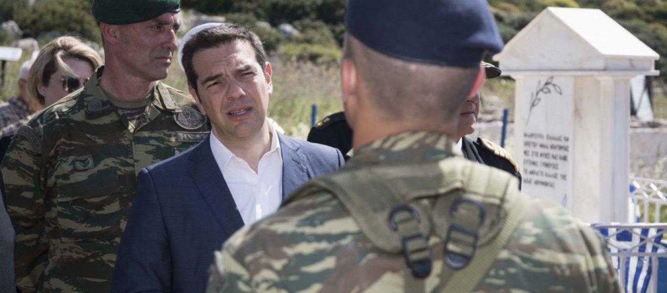 Έρευνα: Κίνδυνος για «θερμό επεισόδιο» Ελλάδας-Τουρκίας στο Αιγαίο – «Ναι» στην αύξηση της στρατιωτικής θητείας