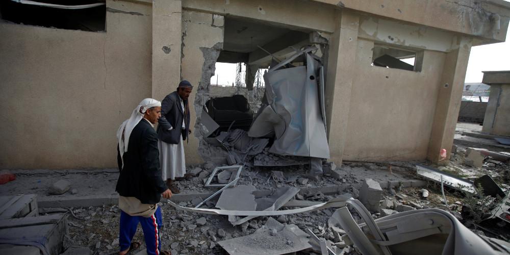 Τουλάχιστον 20 νεκροί από αεροπορική επιδρομή στην Υεμένη