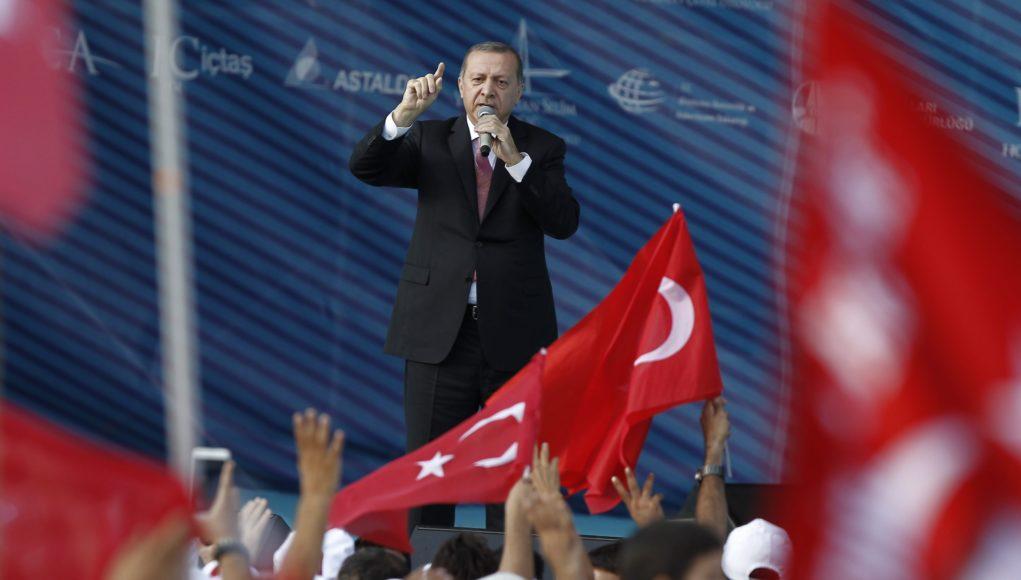 ΕΚΤΑΚΤΟ – Η Τουρκία απέσυρε τους πρέσβεις σε ΗΠΑ και Ισραήλ – Ερντογάν εκτός ελέγχου πάει σε μετωπική