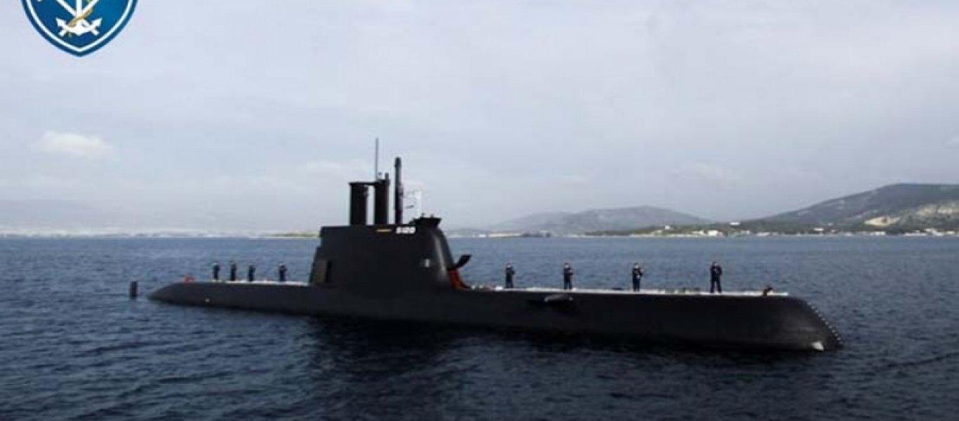Τζέιμς Φόγκο, Αμερικανός ναύαρχος διοικητής ΝΑΤΟ: «Τα ελληνικά υποβρύχια είναι εξαιρετικά αθόρυβα και θανατηφόρα»!