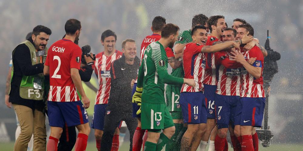 Πανάξια το τρόπαιο του Europa League η Ατλέτικο Μαδρίτης