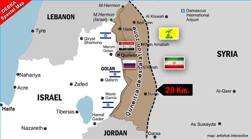 Το Ισραήλ επεκτείνεται εδαφικά: Οι ΗΠΑ αναγνωρίζουν ισραηλινή κυριαρχία στο Γκολάν – Προάγγελος πολέμου…