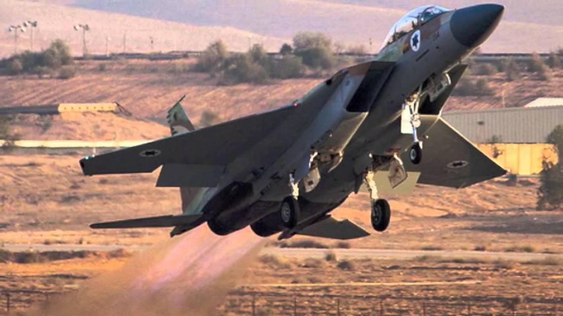 Οι Ισραηλινοί ισοπέδωσαν με F-15 την αεροπορική βάση T-4 στη Δαμασκό – Τουλάχιστον 9 «Φρουροί της Επανάστασης» νεκροί (βίντεο)