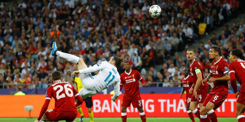Ο Μπέιλ το κορυφαίο γκολ όλων των εποχών στο Champions League! [βίντεο]