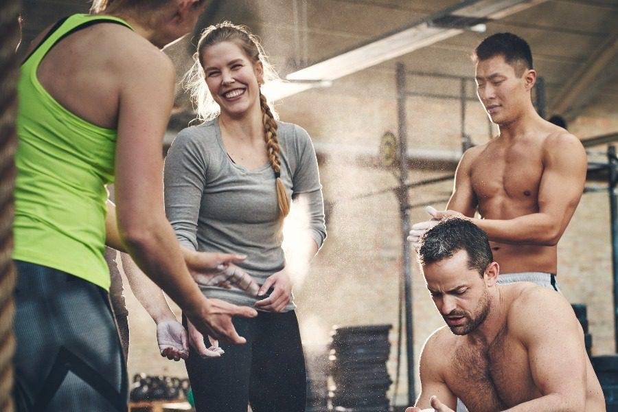 Το καλύτερο πράγμα που σου κάνει η γυμναστική δεν είναι το ωραίο σώμα