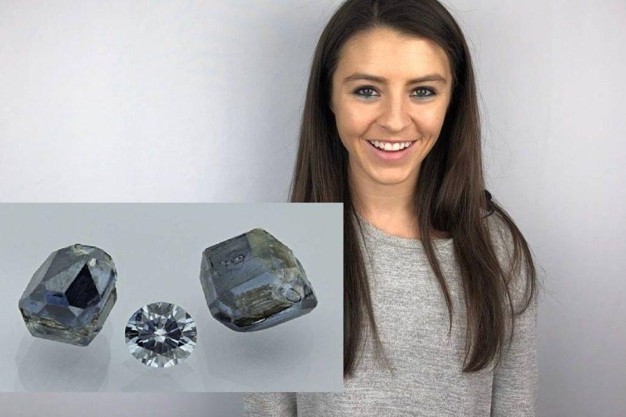 H εταιρεία που κάνει διαμάντια τις στάχτες των αγαπημένων σας