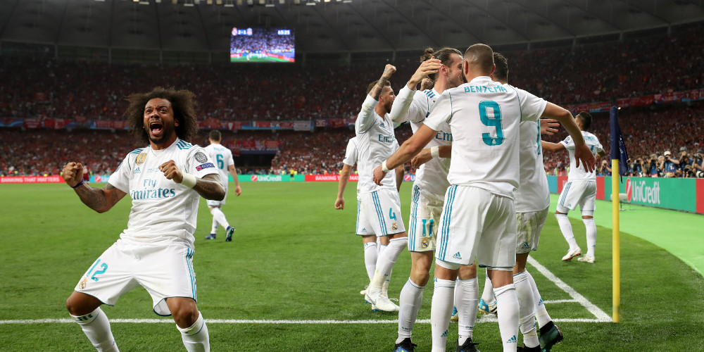 H Ρεάλ Μαδρίτης είναι πρωταθλήτρια Ευρώπης – Κέρδισε 3-1 τη Λίβερπουλ και έγραψε ιστορία στο Champions League