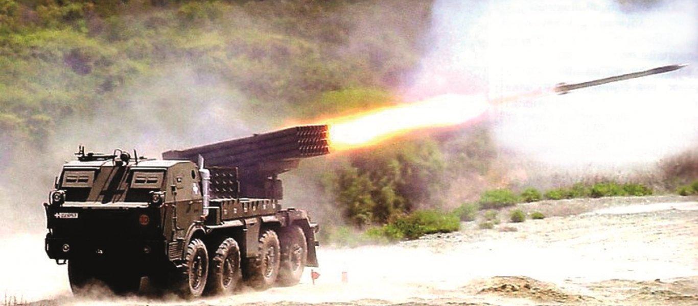 «Αυτοψία» των Κινέζων στα ρουκετοβόλα RΜ-70 του ΕΣ: Υπόσχονται να δημιουργήσουν «σύστημα υπερπυραύλων»!